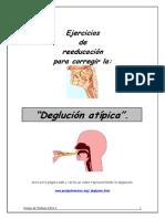 Deglucion Atipica