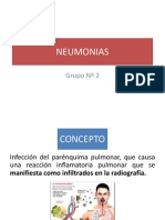 Neumonía y EAP