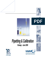 WVR TSL Pipetting and Calibration En
