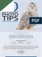 20 Indispensable Photo Tips20 Indispensable Photo Tips - Ebook