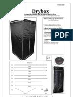 ABA Drybox en de Growshop Growanleitung
