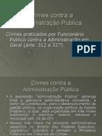 Crimes contra a Administracao Publica.ppt