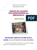 Colaboradores Da BE_2012-2013