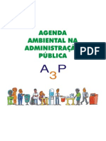 Cartilha Da Agenda Ambiental Na Adm. Publ