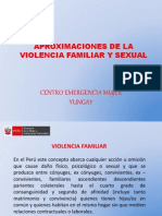 Violencia Familiar Profesores