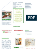 Brochura BIBLIOTECA BOLETIM INFORMATIVO 1º ciclo 1