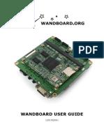 Wandboard User Guide 20130208