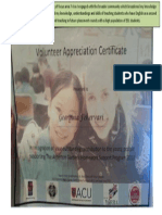 7 4 atherton garderns certificate