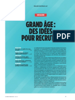 Dossier Grand Âge