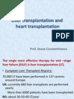 Curs 3 - Imunologia transplantului -ficat+inima