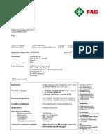 Schaeffler Technology rapport om skader på IC4 aksellejekasser, 28. marts 2011