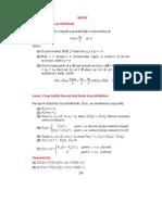 Axiome probabilitati