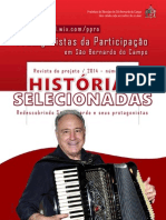 Historias de Participação