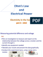 2a Ohms Law and Energy