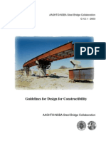 01 - Guidelines for Design Constructibility