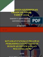 Sistem Kenaikan Pangkat guru