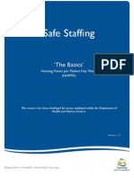 Microsoft Word Safe Staffing the Basics NHPPD Version 1 0