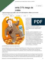 Obesidad Aumenta 31% Riesgo de Accidentes Laborales _ Tendencias _ LA TERCERA
