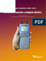 Electroestimulacion - Manual r4 Estimulacion Tens,Ems,Electroterapia,Fisioterapia Medicina