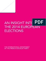 An insight into the 2014 europen elections