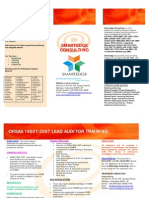 Smartedge-Consulting Ohsas La Brochure