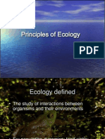 Ecology Part 1-The Basics, 2014