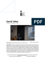 Privadoentrevistas David Vélez