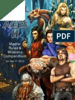 Duel of Ages II Master Compendium