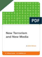 New Terrorism and New Media