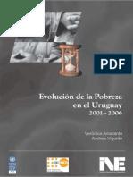 URUGUAY Informe Pobreza