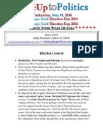 Wake Up to Politics - May 14, 2014
