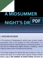 Curs 4- A Midsummer Night's Dream