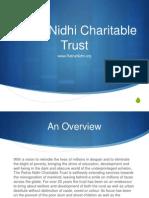 Ratnanidhi Charitable Trust
