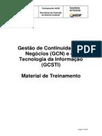 SEFDF Apostila Treinamento GCN v2