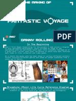 [Fantastic Voyage] 'Making Of' Presentation