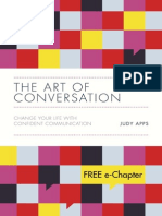 The Art of Conversation_sample chapter
