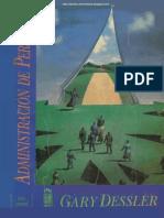 Administración de Personal - 6ta Edición - Gary Dessler_ByPriale_FL