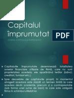 Capitalul împrumutat