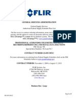 FLIR Camera Price List