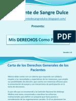 Mis DERECHOS Como Paciente (v 1,0)