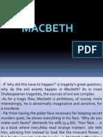 CURS 9 Macbeth