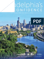 2014 Visit Philadelphia Annual Report