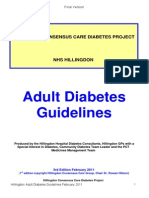 Diabetes Guidelines Final