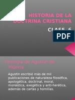 Historia de La Doctrina Cristiana 6