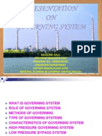 Low Pressure Governing System