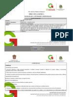 PLANEACIÓN Comunicación II 2014