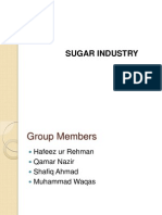 Sugar Industry of Pakistan