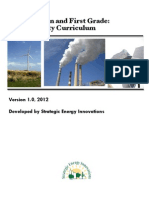Sustainability Curriculum - Grades K-1 Preview