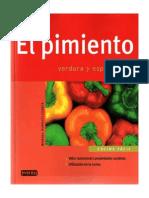 Enciclopedia Del Pimiento