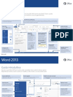 Word 2013 Guida